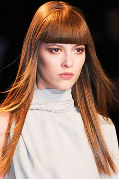 2012 Fall and Winter 2013 Hair Trends, Hairstyl...