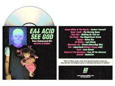 Bisikan setan tete mixtape cd cover music pinterest for Acid song 80s