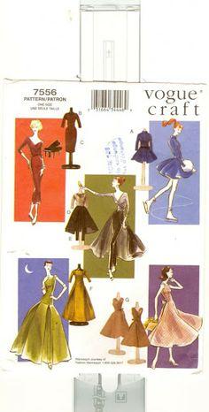 Free Copy of Pattern - Vogue 7556