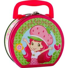 Strawberry Shortcake Mini Lunch Box - Party City