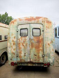 1959 International Harvester Metro – Green « Vintage Step Vans