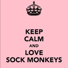 Sock Monkies!!!