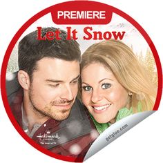 Let It Snow Premiere Sticker | GetGlue