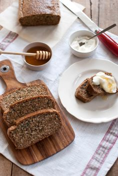 Scandi Home: Nut and Seed Bread
