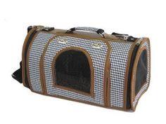 Pet Carrier Dog Cat Airline Bag Tote Purse Handbag 2WS --- http://www.pinterest.com.gp1.me/5m7