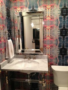 Before and After: Powder Room | AK Studio