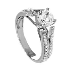 Spence Diamonds: Diamond Engagement Rings Made to  Order - Style #7619