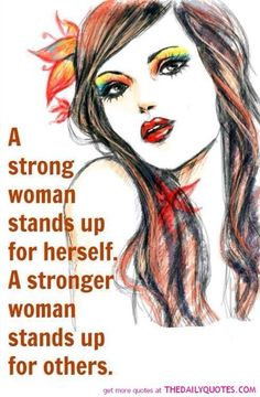 Strong Woman Clip Art A strong woman stands up forStrong Girls Clipart