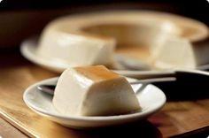 Flan de queso cremoso con caramelo casero TMX