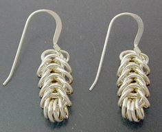 Boxchain Earrings