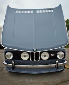 BMW 2002 blue
