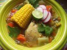 Hearty Mexican Soup – Hispanic Kitchen hispan kitchen, mexican soup, hispanic kitchen, hearti soup