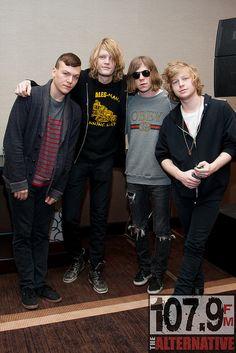 Cage The Elephant - band photo
