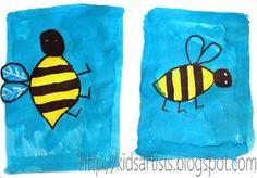 Infantiles Artistas: Grado 1
