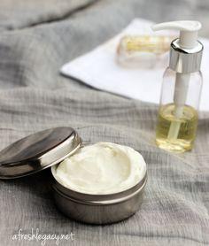 Mens DIY Aftershave Lotion Recipe