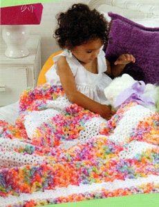 Kid's Digs LW1433 | Free Patterns | Yarn       Red Heart Baby Clouds/Light and Lofty Yarn