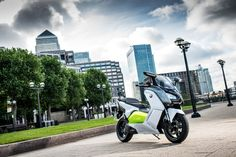 BMW C Evolution Electric Scooter to Debut in 2014 - BMW Motorcycles of Tampa Bay