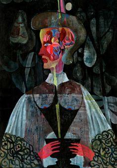 ART / OLAF HAJEK ILLUSTRATION