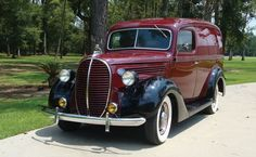 1939 Ford Panel Delivery