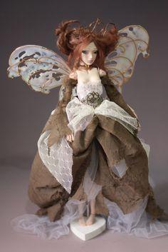 Porcelain BJD Ball Jointed Dolls by Aidamaris Roman