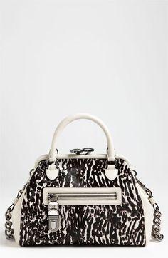 MARC JACOBS 'Safari - Mini Stam' Satchel | #Nordstrom #falltrends #handbags