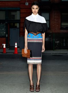 Givenchy Resort 2013 - Review - Collections - Vogue