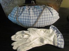 Sweet little Vintage Rockabilly 1950s Gloves by glamtownvintage, $32.00