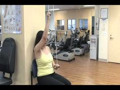 Rehabilitation for Total Shoulder Replacement Part II: Exercises to Build Strength
