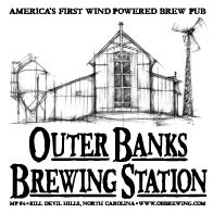 Outer Banks Brewing Station - one of my favorites!
