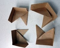 Tutorial origami box
