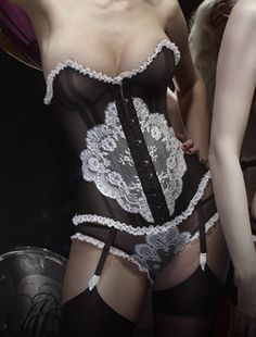 Agent Provocateur - Le French Maid ;)