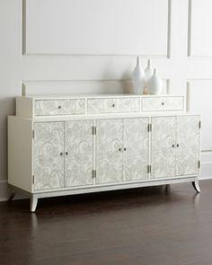 decor white, dine room, consol tabl, hous, white furnitur, consol idea, paisley consolehorchow, decor idea, room chest