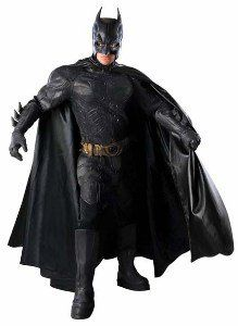 Batman outfit, real!