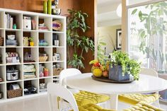 Hope and Pete's Bohemian Modern Abode house tours, kitchen