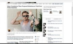 Change all of your photos on a web page to RYAN GOSLING with a click of a button! #LOL Nothing like some HEY GIRL photos instead of news pics.