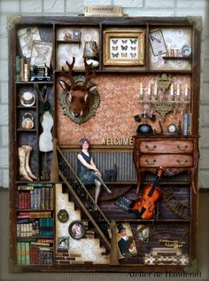 welcome to my room - Scrapbook.com    This is amazing!!!!!