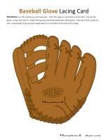 Baseball glove lacing card  http://www.4shared.com/office/JTIeeduO/Baseball_Glove_Lacing_Card.html