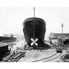 Cargo Ship, South Chicago