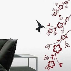 Removable Wall Decals:: Perfect for rooms that you cannot or do not want to paint ie. apartments, nurseries, dorm rooms, etc.