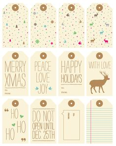 so many lovely free template downloads at 'love vs design'