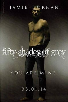 Jamie Dornan in Fifty Shades