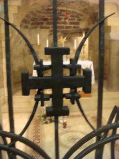 Church of the Annunciation www.ffhl.org #Franciscan #HolyLand