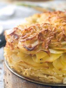 Dr Oz: Artichoke & Sweet Potato Gratin Recipe (with cannellini beans)