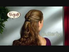 Covet Dance presents the PonyO - The Best Ponytail accessory on the Planet! http://www.covetdance.com/shop/pony-o-for-tails-best-dance-hair-accessory-ever/