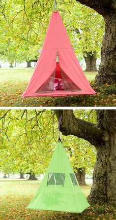 cool tents! I love camping