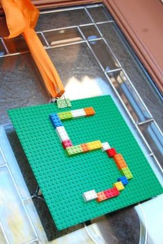 Lego Party game ideas