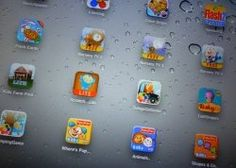 Ten of the best ipad apps for toddlers....