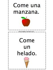 10 components of a pre-school Spanish lesson