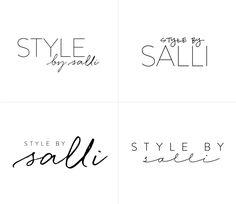 process : style by salli | logos by kory woodard