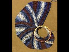 Loom Along Hexagon Blanket by Charity Windham